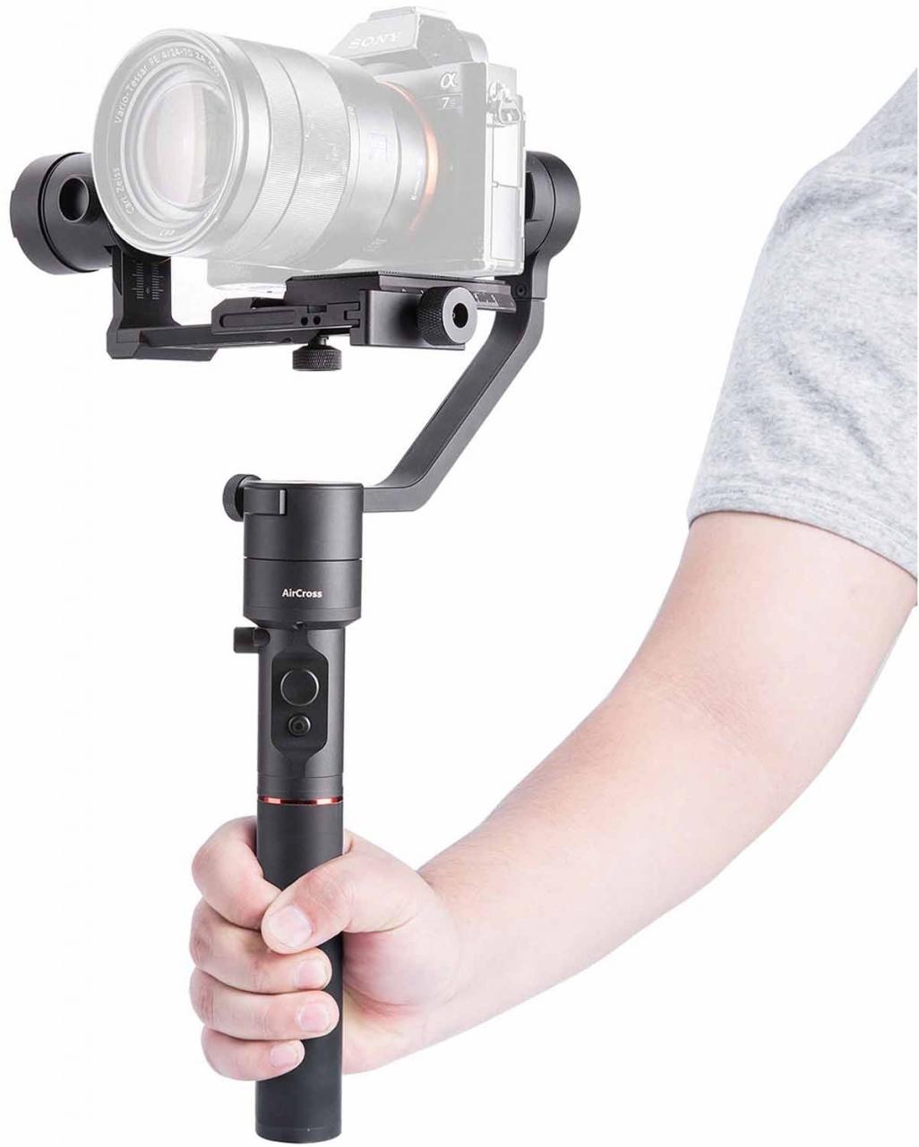 MOZA AIRCROSS Gimbal stabilizátor pro fotoaparáty