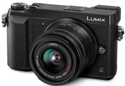 PANASONIC Lumix DMC-GX80 + 14-42 mm černý