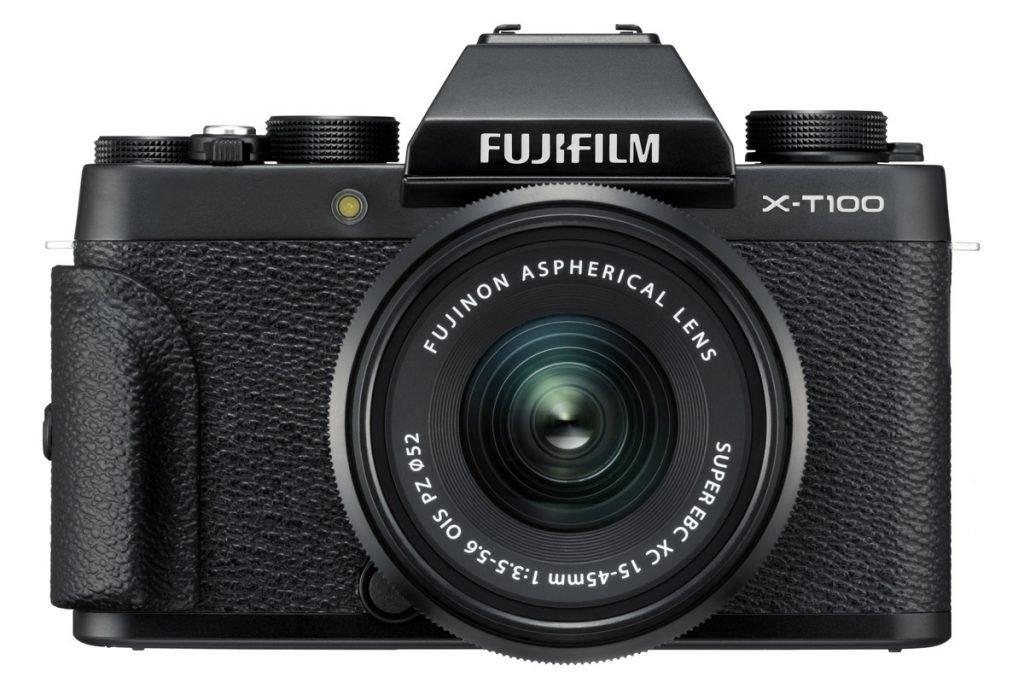 FUJIFILM X-T100 černý + XC 15-45 mm