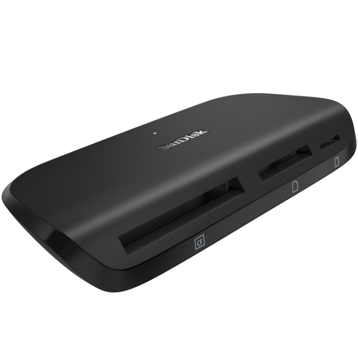 SANDISK čtečka USB 3.0 ImageMate PRO SD/microSD/CF karty
