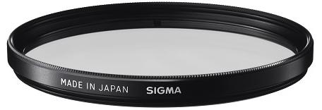SIGMA filtr UV 55 mm WR