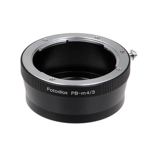 FOTODIOX adaptér objektivu Praktica B na tělo Olympus/Panasonic MFT