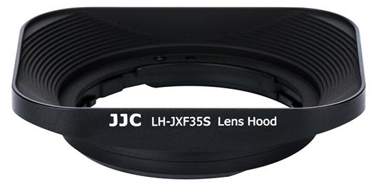 JJC sluneční clona LH-JXF35S černá pro Fujifilm XF 23/35 mm f/2