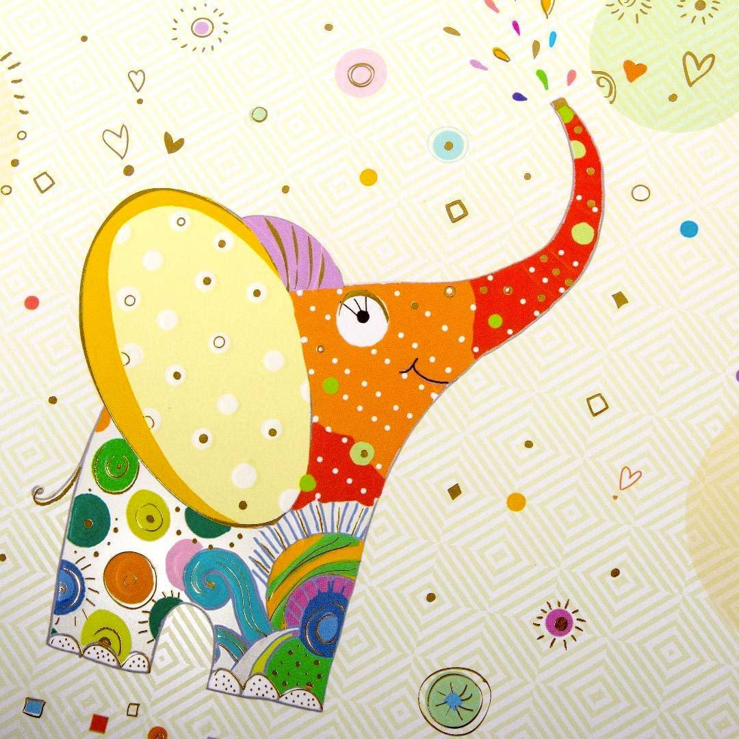GOLDBUCH ELEPHANT  klasické/60 stran, 31x30, dětské