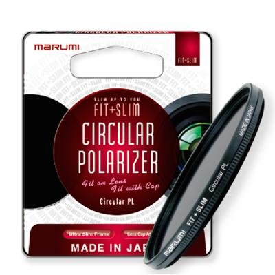 MARUMI filtr polarizační cirkulární FIT+SLIM 55 mm