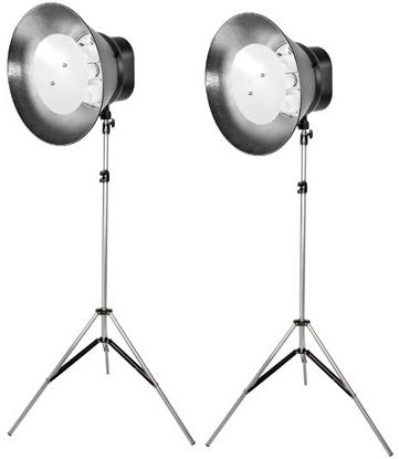 FOMEI Easy Light 600/600 kit trvalých světel