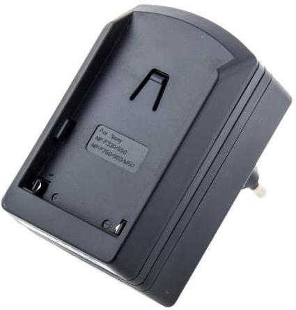 AVACOM Nabíječka pro Li-Ion akumulátor Sony series L, M, Panasonic, JVC, Hitachi - ACM503