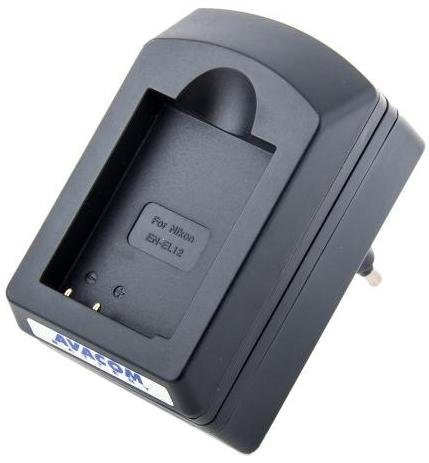 AVACOM Nabíječka pro Li-Ion akumulátor Nikon EN-EL12 - ACM612