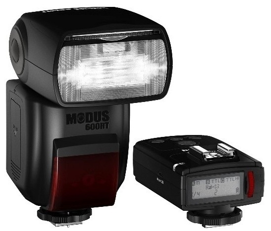 HAHNEL Modus 600RT Wireless Kit pro Olympus/Panasonic
