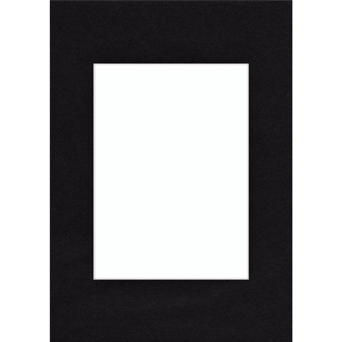 HAMA pasparta 15x20/10x15, černá
