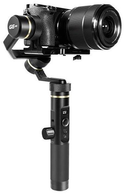 FEIYU TECH G6 PLUS stabilizátor pro telefony, akční kamery a fotoaparáty do 800g