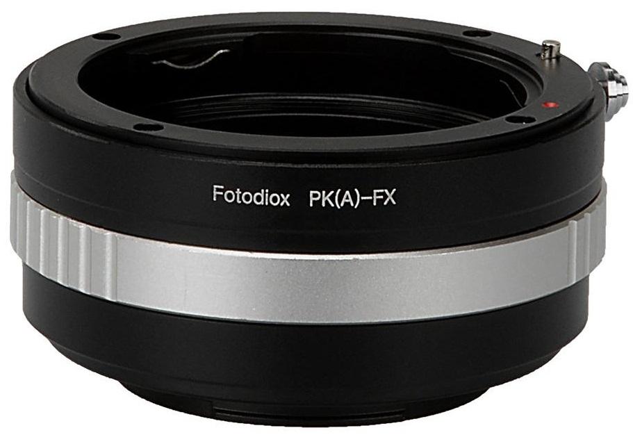 FOTODIOX adaptér objektivu Pentax K(A) na tělo Fujifilm X