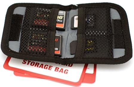 CARUBA Memory Card Bag 4xCF/8xSD