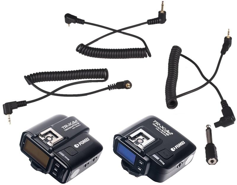 FOMEI TR-X32 Sony, sada vysílač/přijímač