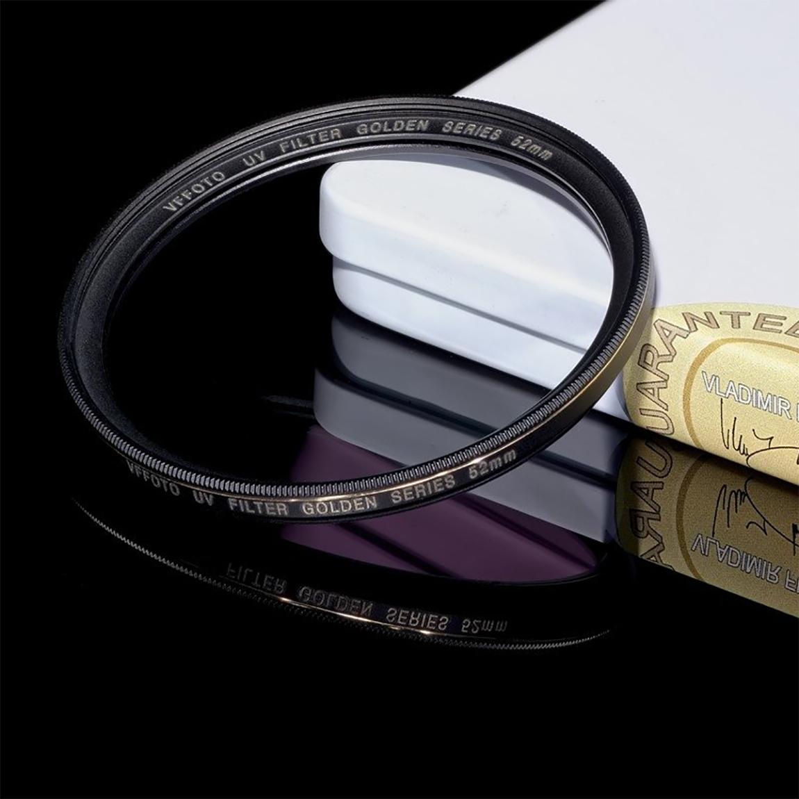 VFFOTO filtr UV GS 52 mm