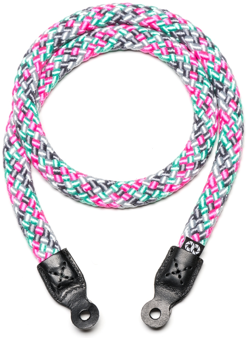 COOPH Camera Strap - Icemint/Pink 125cm