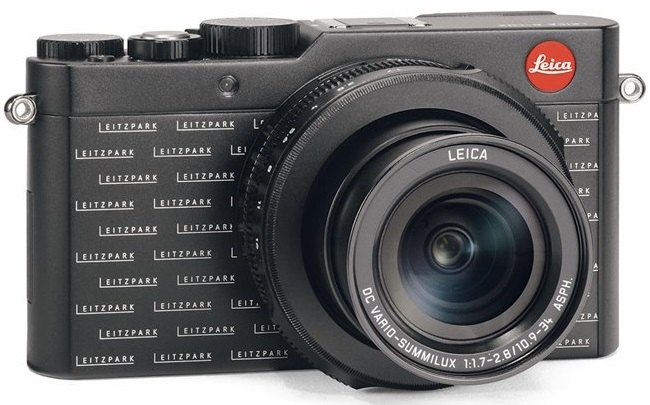 LEICA D-Lux (Typ 109) Leitzpark Edition