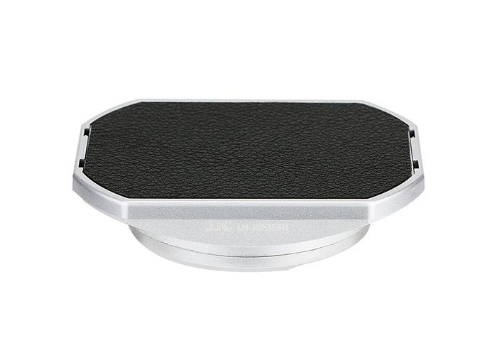 JJC sluneční clona LH-JXF35SII stříbrná pro Fujifilm XF 23/35 mm f/2