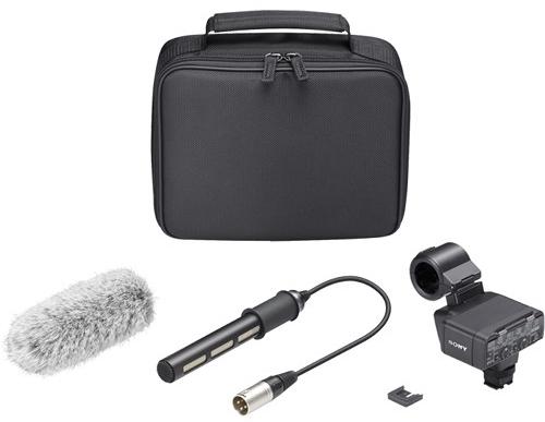 SONY XLR-K2M XLR adapter a mikrofon