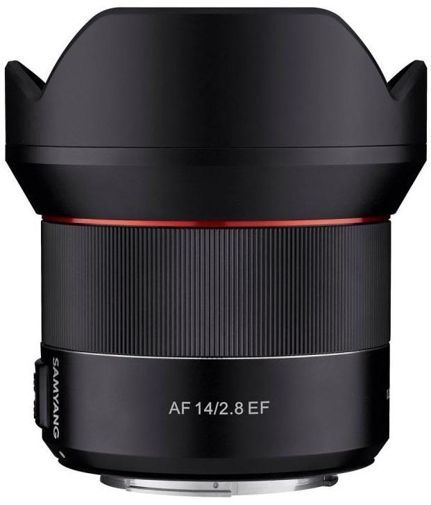SAMYANG 14 mm f/2,8 AF pro Nikon F
