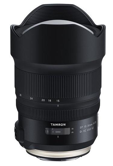 TAMRON 15-30 mm f/2,8 SP Di VC USD G2 pro Canon