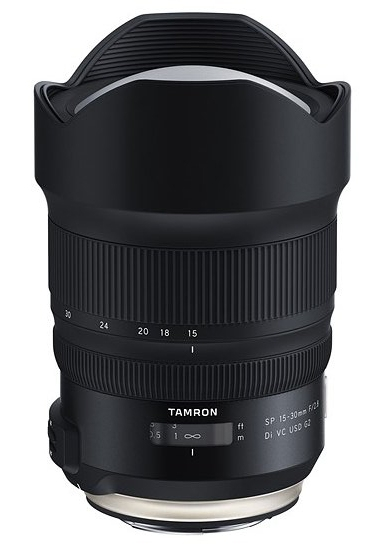 TAMRON 15-30 mm f/2,8 SP Di VC USD G2 pro Nikon