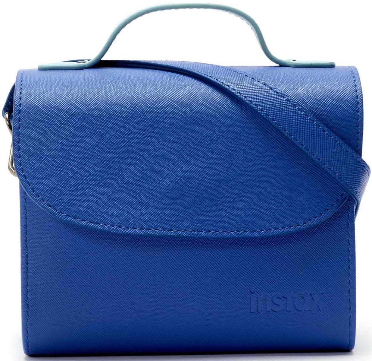 FUJIFILM INSTAX  brašna pro MINI 9 - tmavě modrý