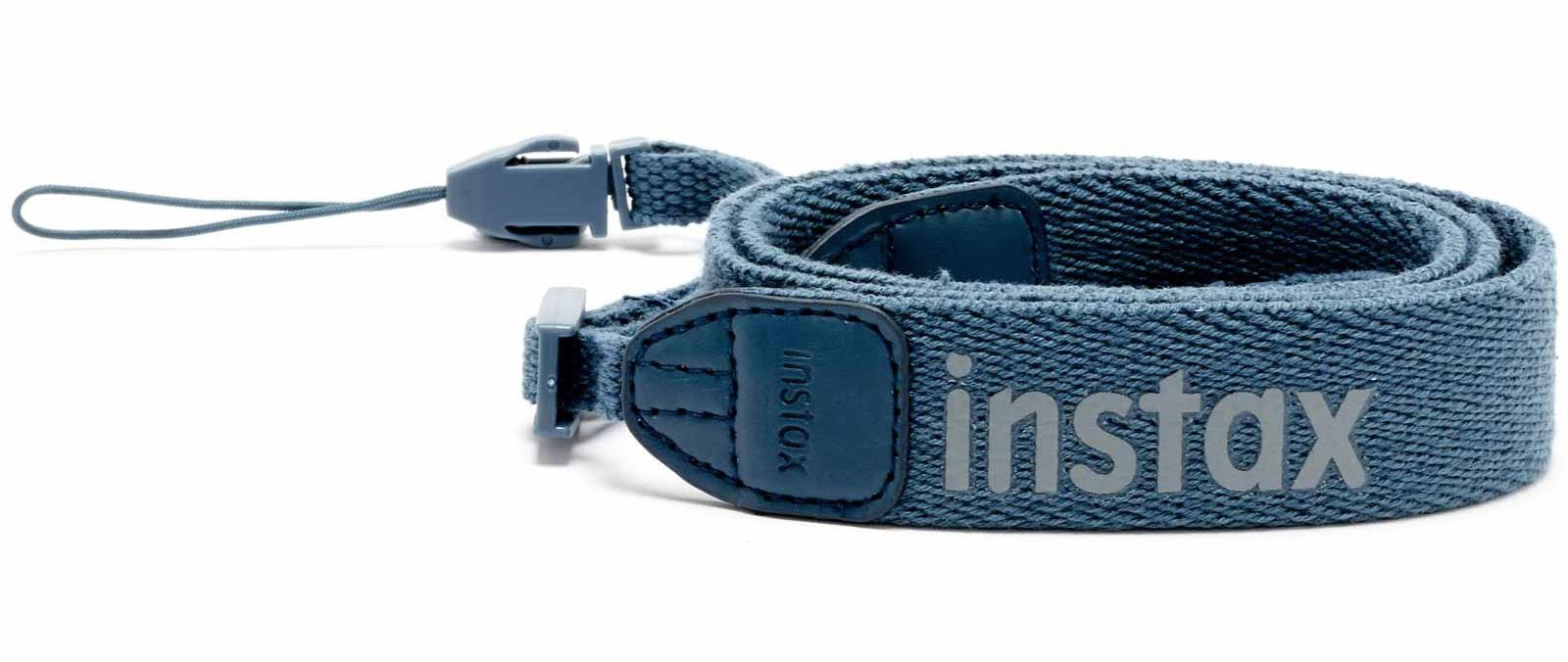 FUJIFILM INSTAX 9 popruh tmavě modrý