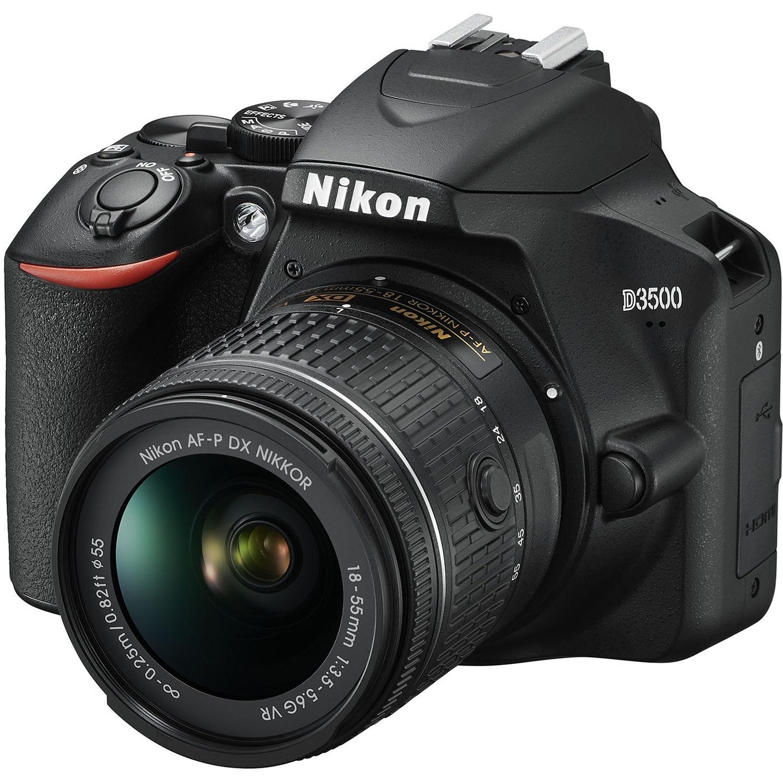 NIKON D3500 + 18-55 mm
