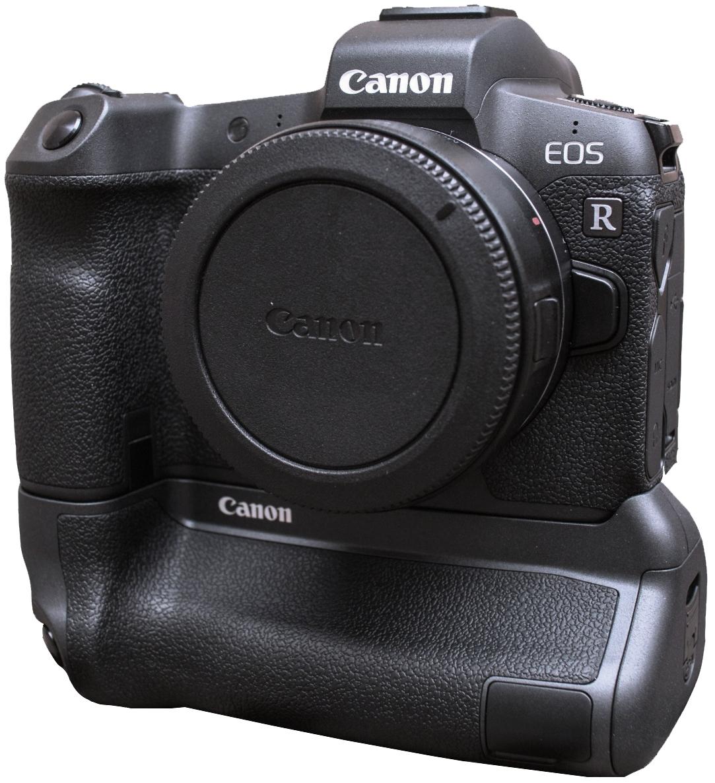 CANON EOS R + adaptér EF-EOS R
