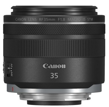 CANON RF 35 mm f/1,8 MACRO IS STM