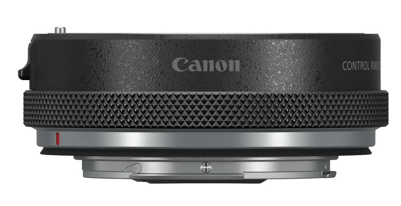 CANON EF-EOS R adaptér control ring