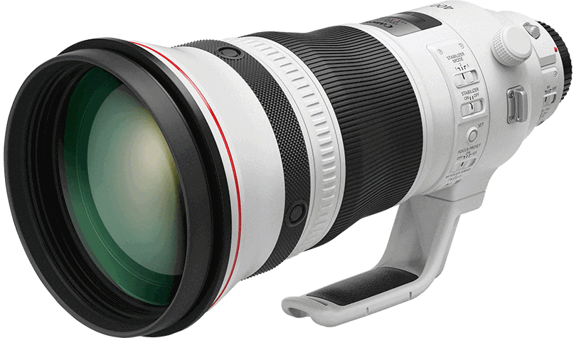 CANON EF 400 mm f/2,8 L IS USM III