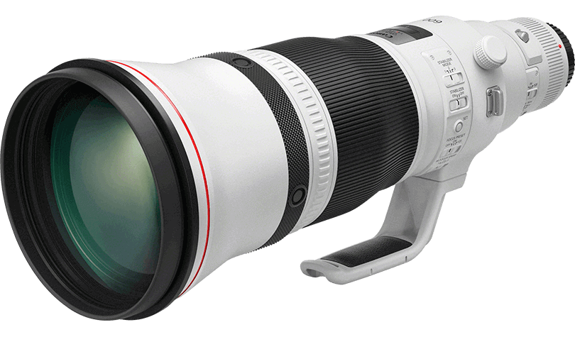 CANON EF 600 mm f/4 L IS III USM