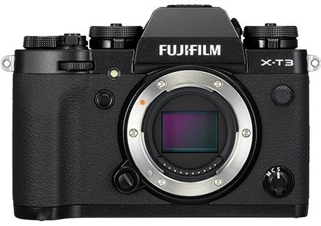 FUJIFILM X-T3 tělo černý