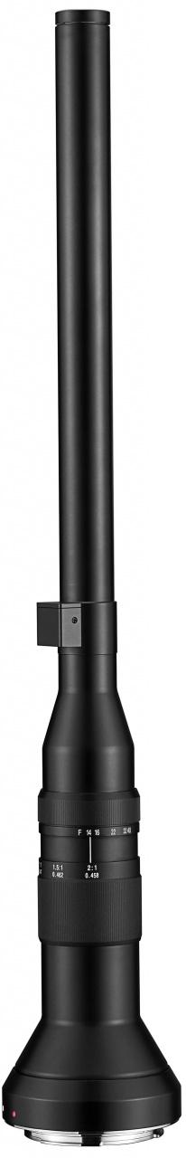 LAOWA 24 mm f/14 2x Macro Probe pro Nikon