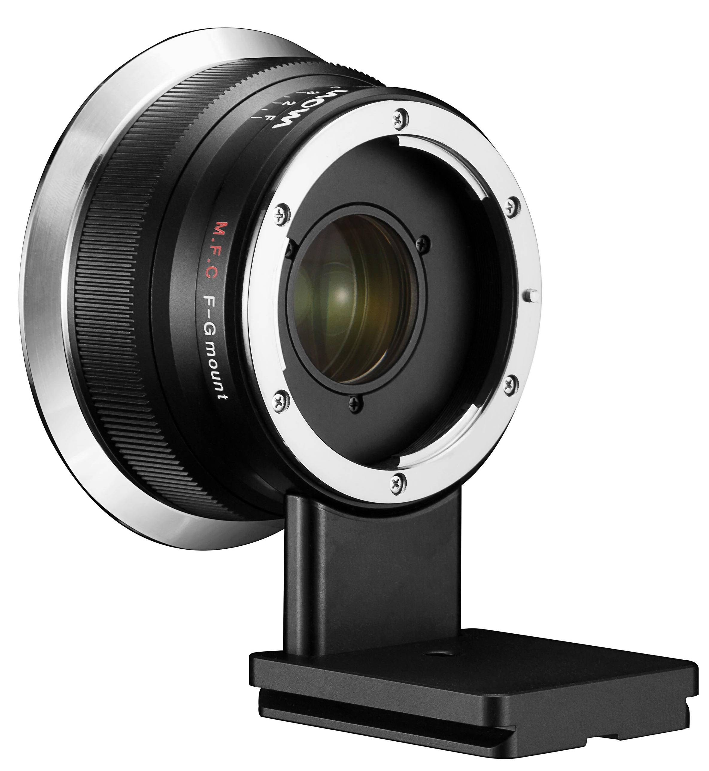 LAOWA telekonvertor 1,4x Magic Format pro objektiv Nikon G na tělo Fuji GFX