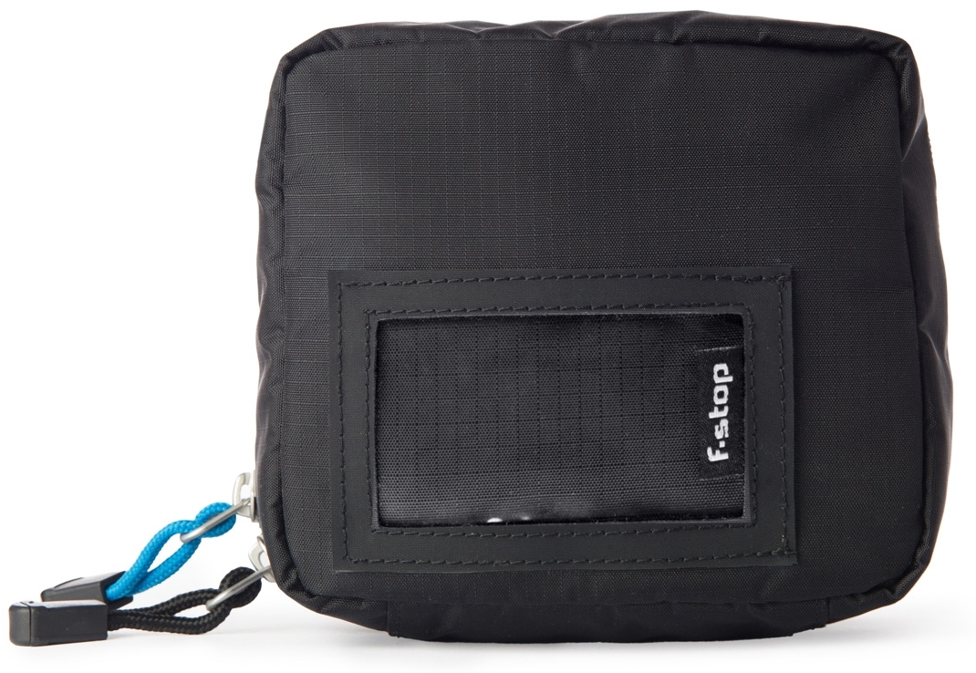 F-STOP Accessory Pouch Small - černý