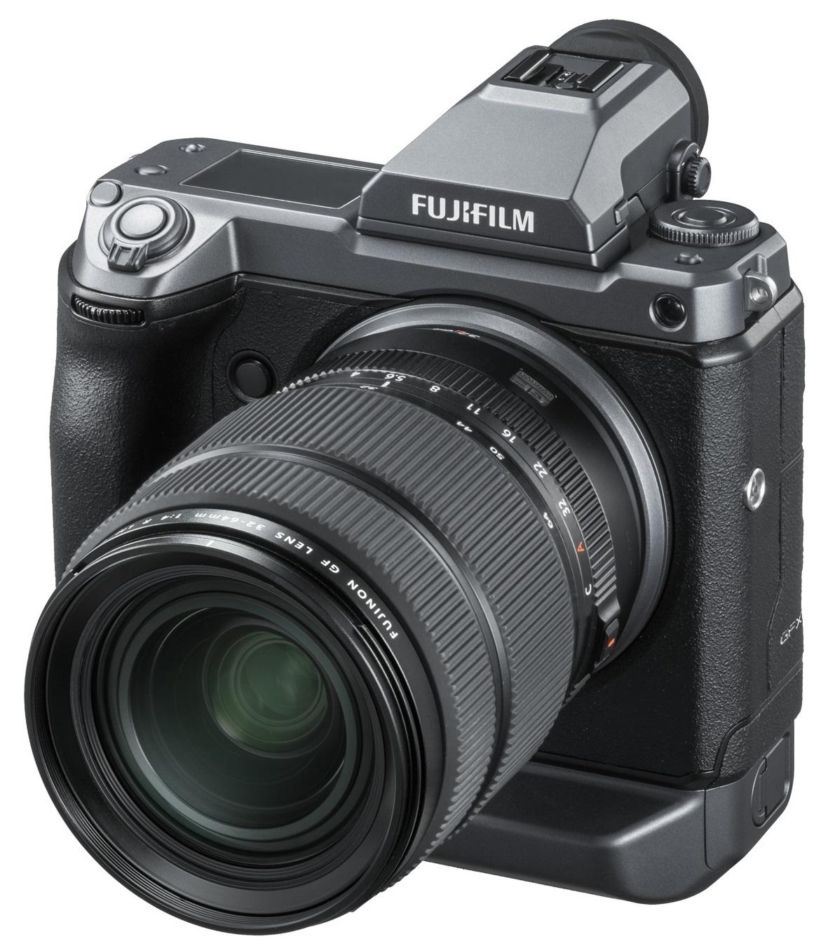 FUJIFILM GFX 100 + 32-64 mm