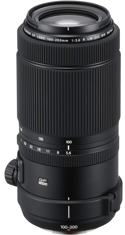 FUJIFILM GF 100-200 mm f/5,6 R LM OIS WR