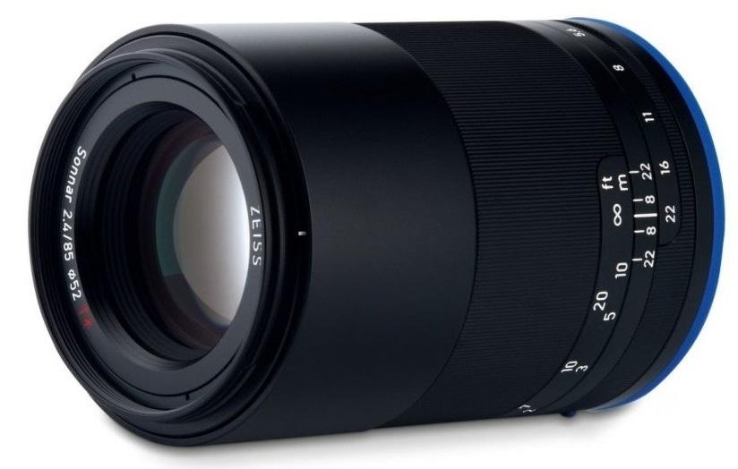ZEISS Loxia 85 mm f/2,4 Sonnar pro Sony E - z výstavky
