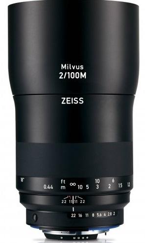 ZEISS Milvus 100 mm f/2 Makro-Planar T* ZE pro Canon - z výstavky