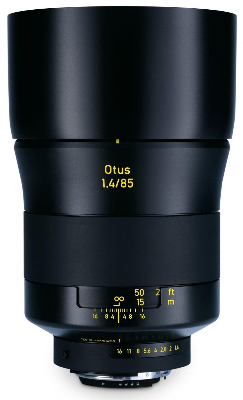 ZEISS Otus 85 mm f/1,4 Apo Planar T* ZF.2 pro Nikon - z výstavky