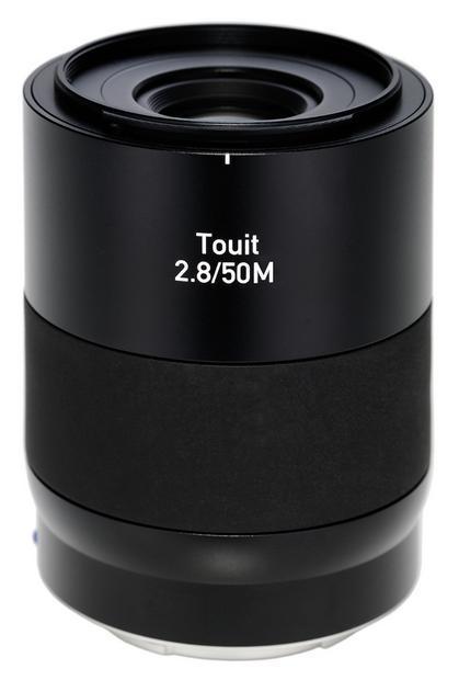 ZEISS Touit 50 mm f/2,8 Makro-Planar T* pro Sony E (APS-C) - z výstavky