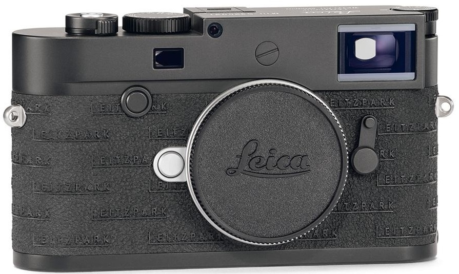 LEICA M10 Leitzpark Edition black - tělo