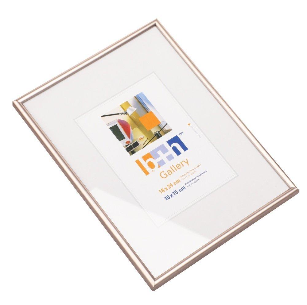 B+H RH/9 rám 40x50 plast, bronz