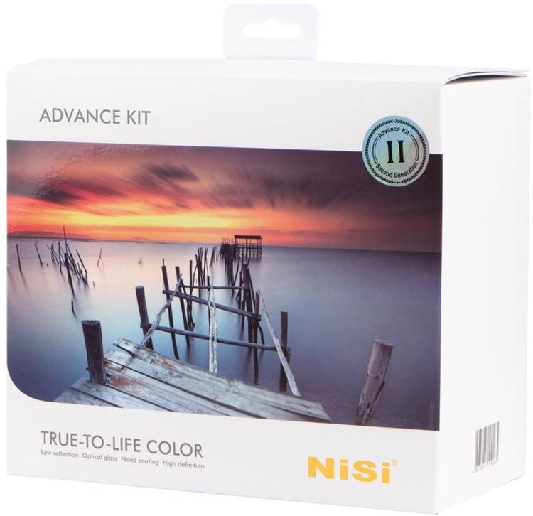 NISI sada filtrů Advance Kit II pro 100 mm systém V5 Pro