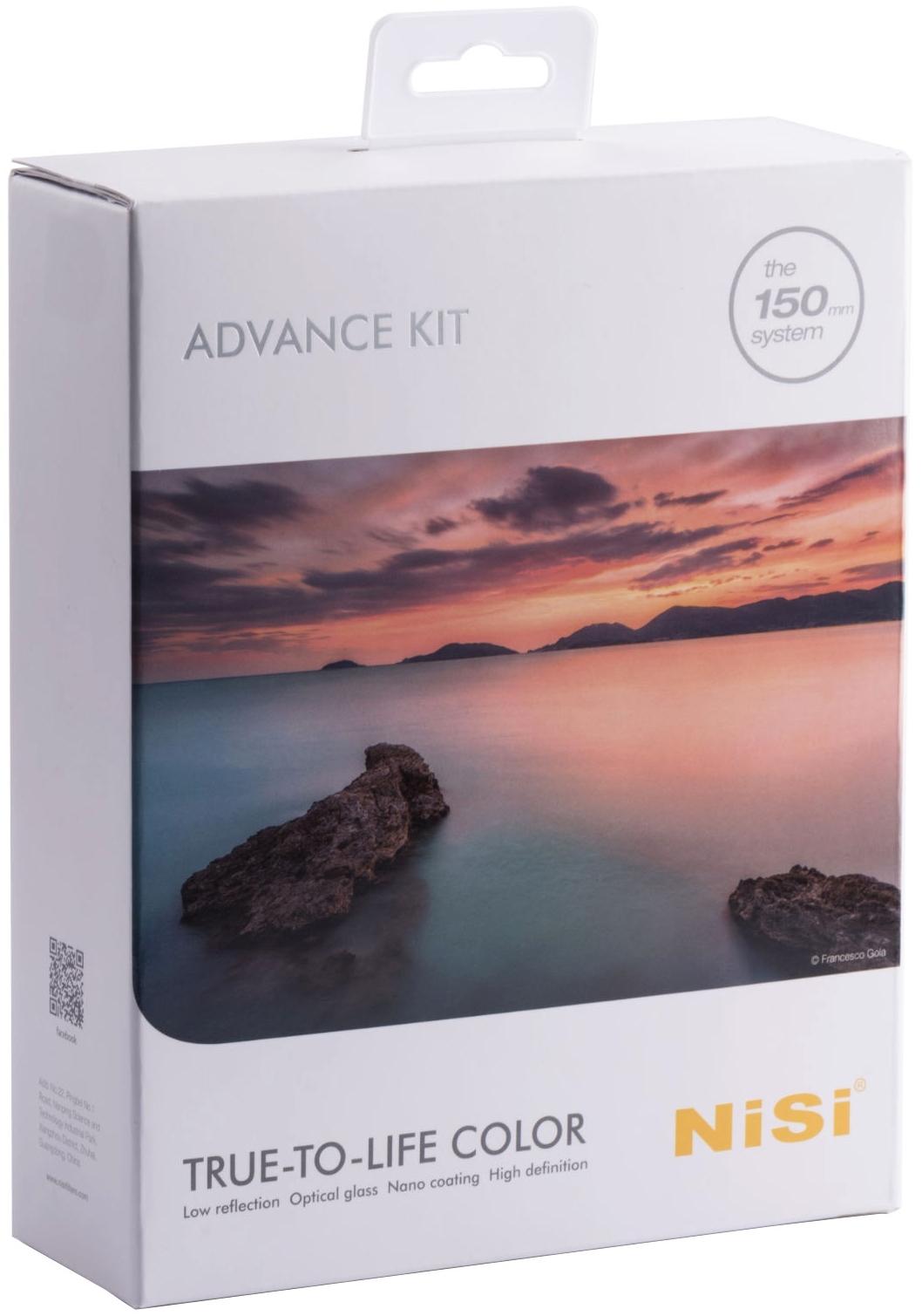 NISI sada filtrů Advance Kit pro 150 mm systém