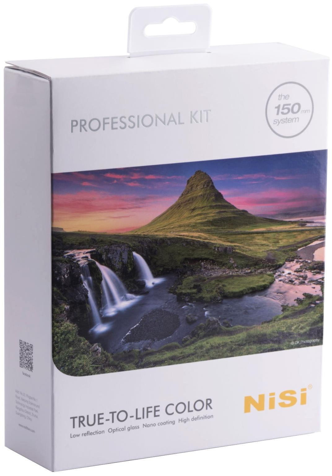 NISI sada filtrů Profesional Kit pro 150 mm systém