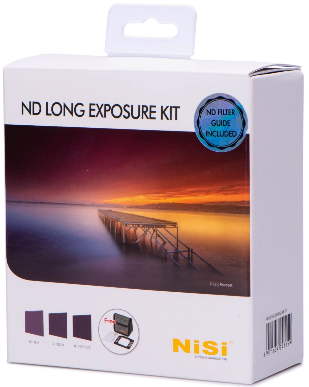 NISI sada filtrů ND Long Exposure Kit pro 100 mm systém